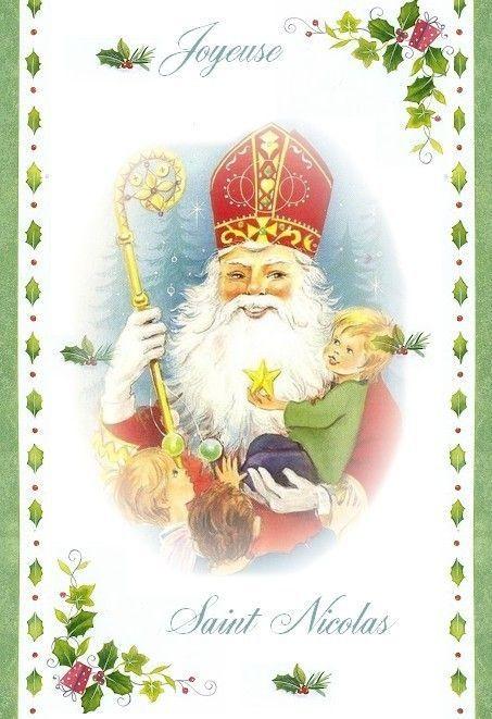 bientot saint nicolas