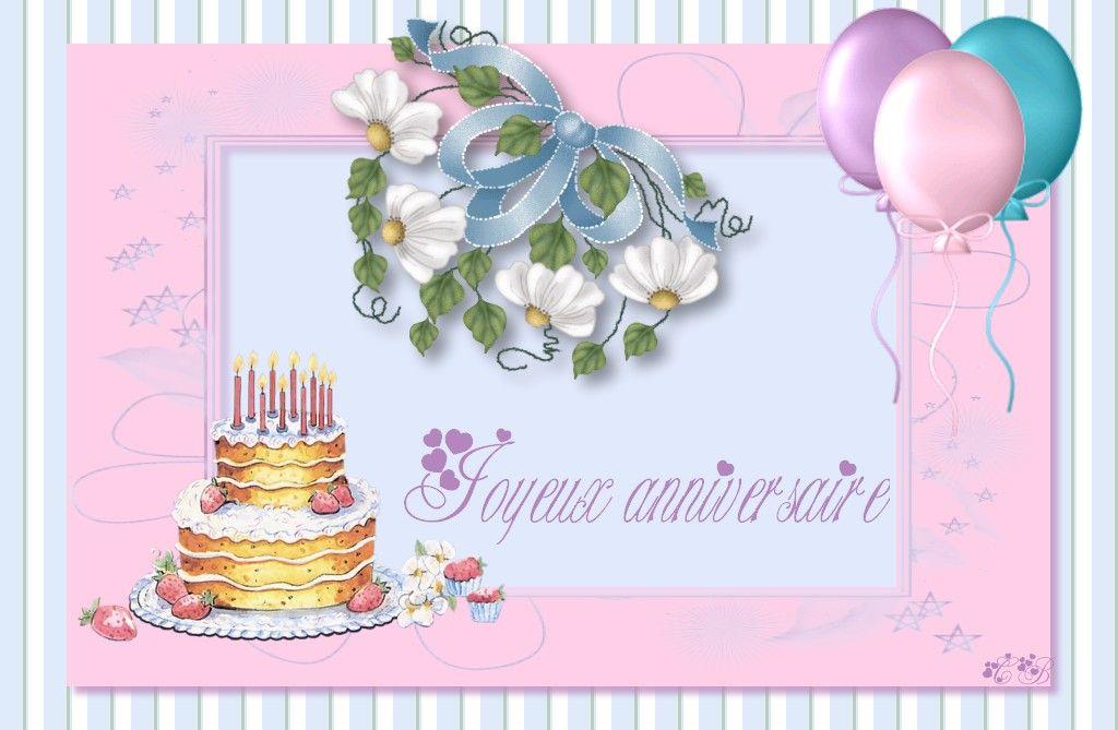 Anniversaire carte anniversaire d invitation gratuites - Carte anniversaire 1 ans a imprimer ...
